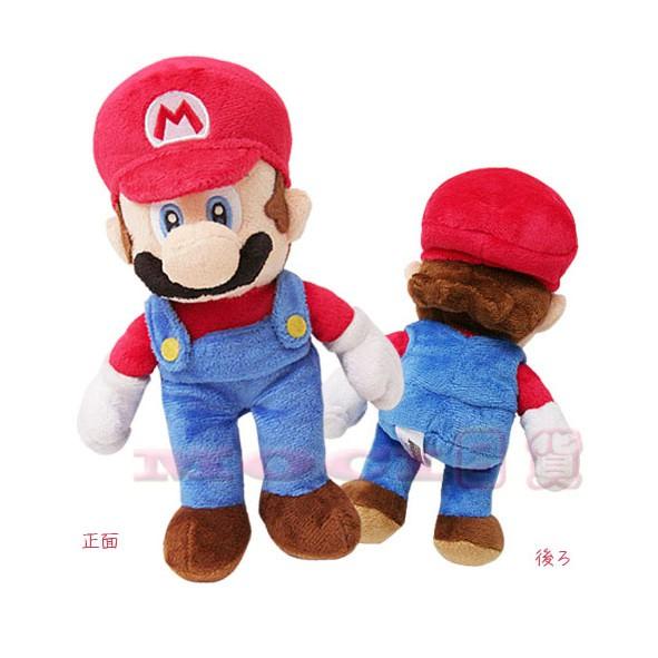 日本正版 超級瑪莉歐 瑪莉兄弟  娃娃 玩偶 公仔 玩具擺飾S 任天堂 瑪利歐【MOCI日貨】SUPER MARIO