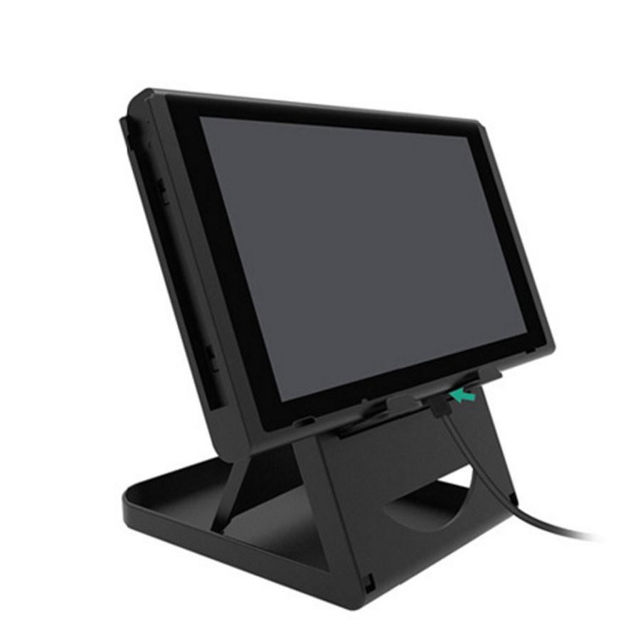 台灣現貨Nintendo switch  主機支架 摺疊支架 平板 手機架 桌上立架 角度調整 NS主機 Nintend