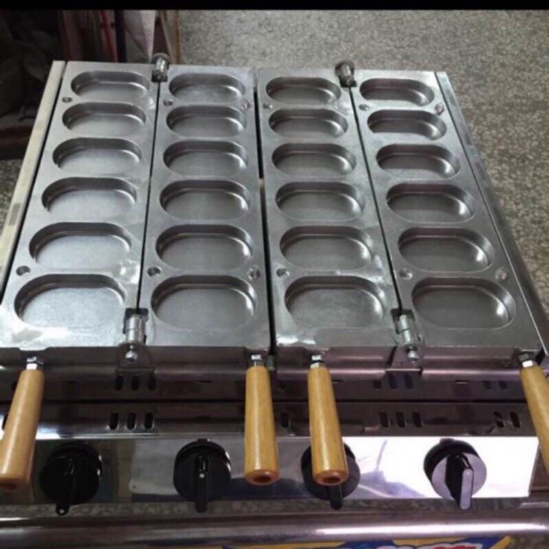(烘培小當家)瓦斯燃氣電力電熱電子式韓國雞蛋糕爐。電子式電熱式雞蛋糕機雞蛋糕粉設備原料模具烤模韓國雞蛋糕機創業設備器具