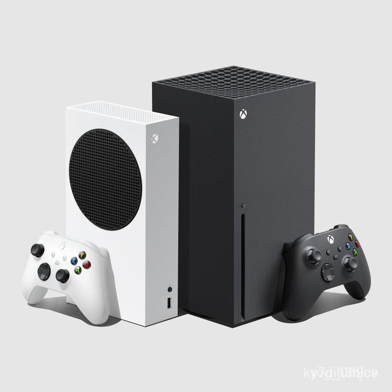 微軟Xbox Series S/X主機 XSS XSX one s 次世代4K遊戲主機 現貨 LBkA UD7L