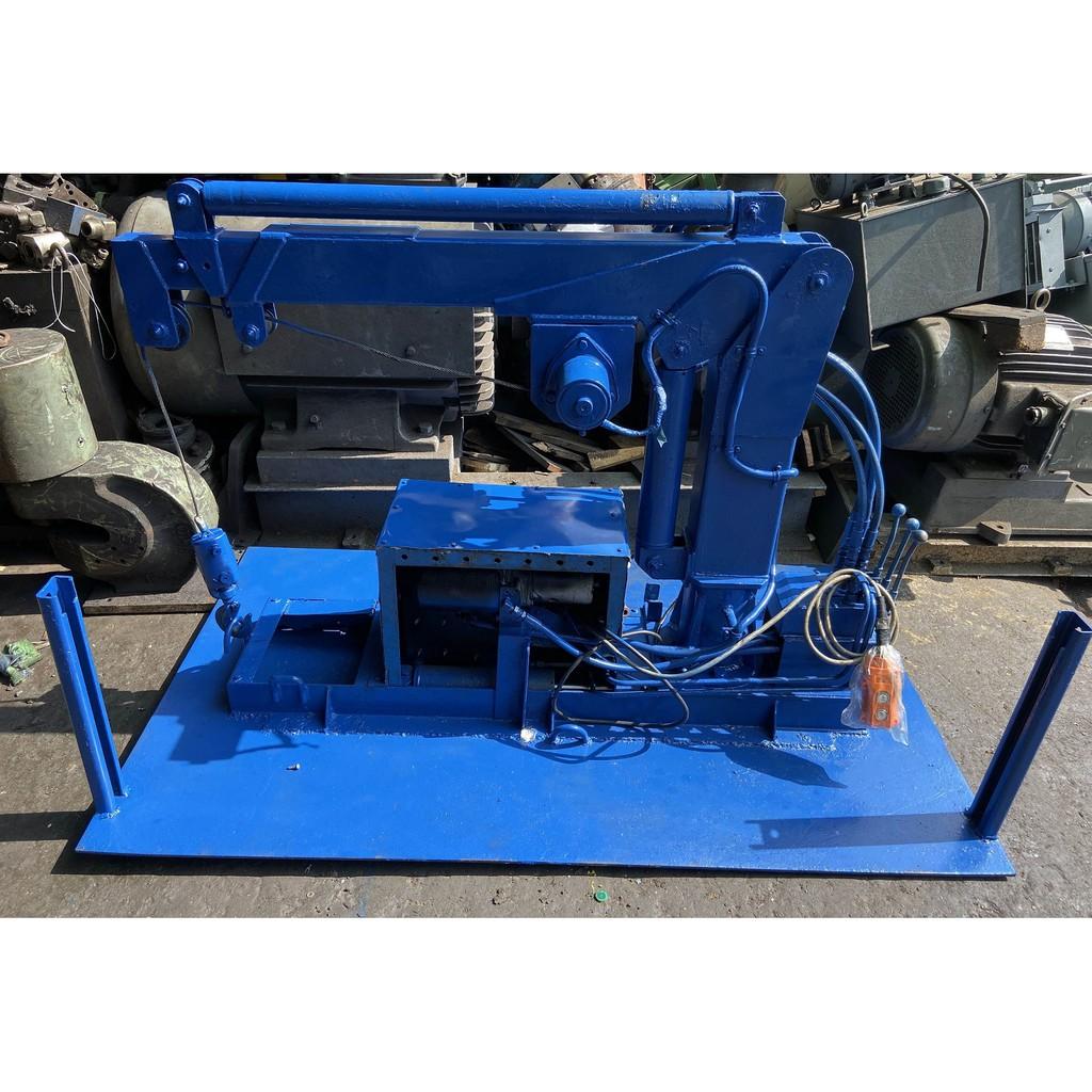 (新貨到!!)日本外匯 油壓吊桿 3噸半專用型(500KG吊桿,使用電壓12V) 油壓吊車/貨車吊桿