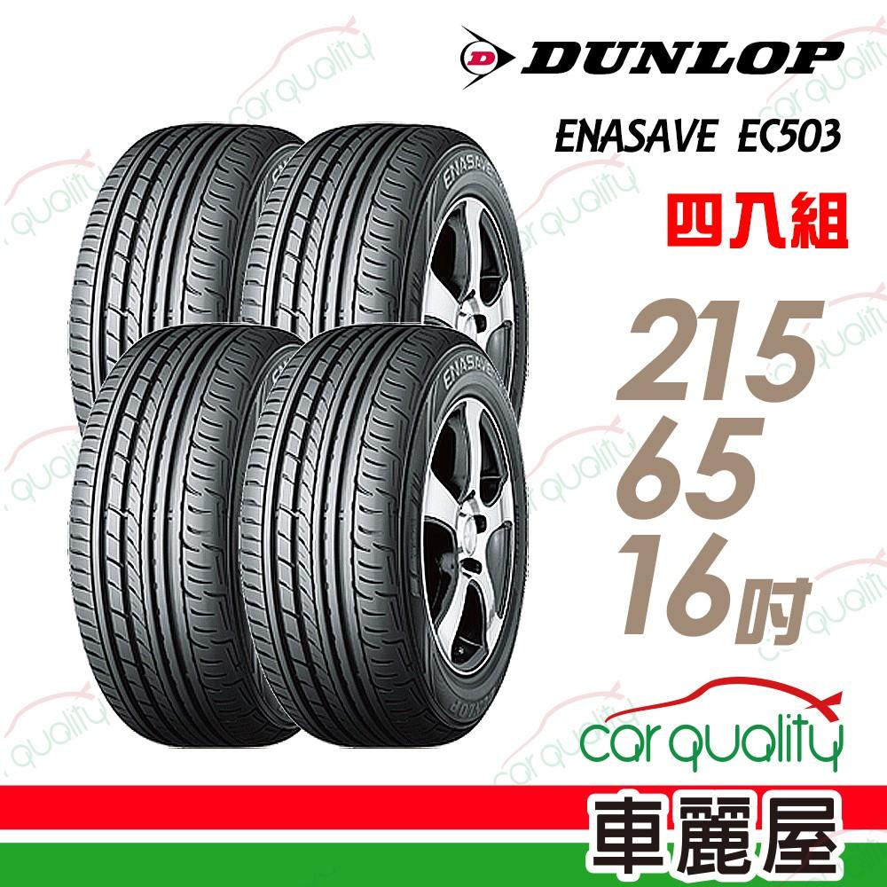 登祿普 ENASAVE RV503 EC503 經濟省油輪胎_四入組_215/65/16 廠商直送
