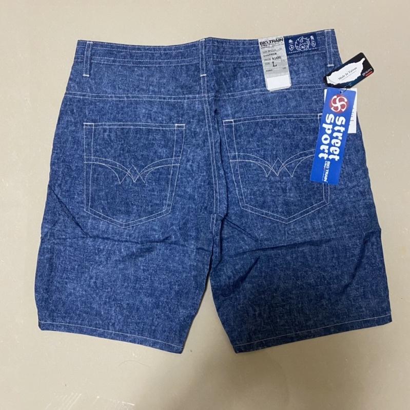 墨達人。Big Train。男生短褲。夏天短褲。L號約32腰