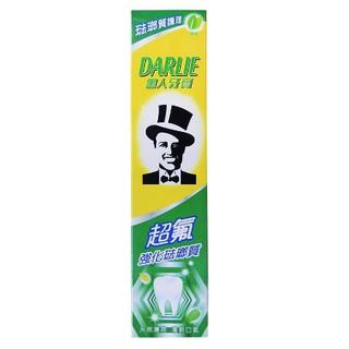 【牙膏】DARLIE黑人牙膏 超氟強化琺瑯質 天然薄荷 清新口氣 50g/ 120g/ 175g礦物質作用配方+天然薄荷精華 屏東縣