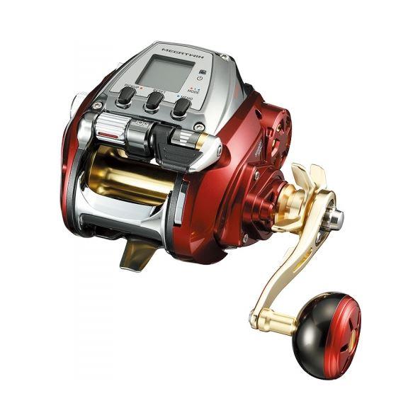 【漁魂釣具】DAIWA SEABORG 500MJ 頂級款 電動捲線器 電捲