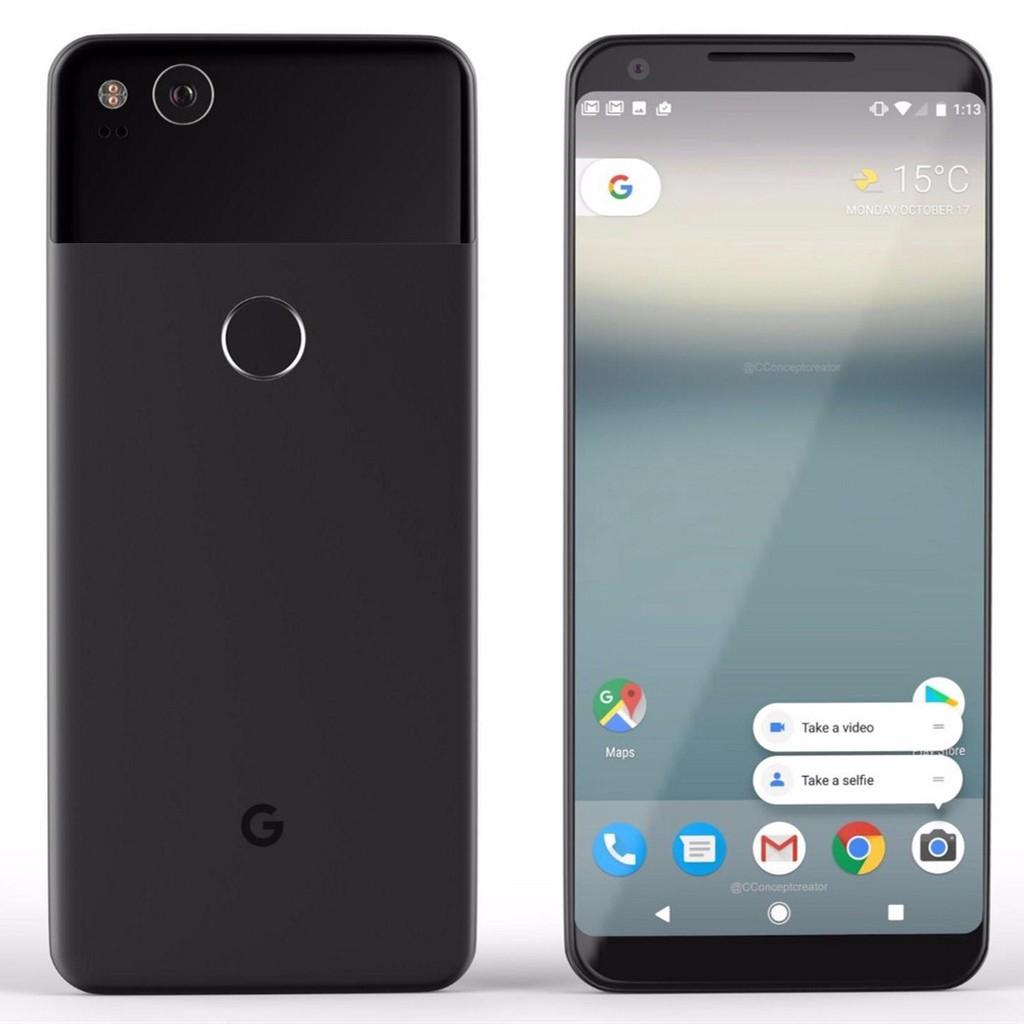 Google手機 Pixel 2 XL 64GB 1220萬畫素 4G LTE 福利機/全新機  保固一年