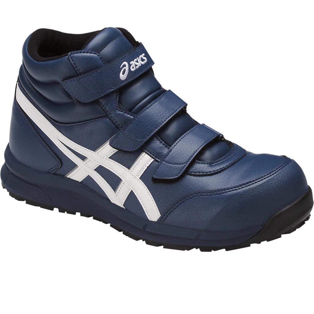 Asics 亞瑟士 FCP302-5001 高筒  輕量安全鞋 工作鞋 塑鋼頭 3E寬楦  免運 現貨 R36937