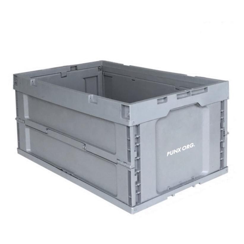 PUNX BASIC 21SS BOX 工業風摺疊式置物箱工業箱收納箱/大 【 PUNX 】