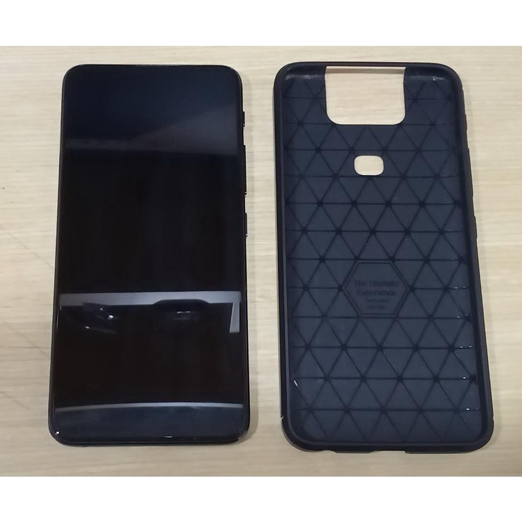 (二手)Zenfone 6 (ZF6)-256G-8G手機S855.華碩ASUS