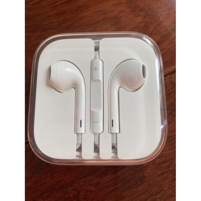 免運現貨Apple iPhone 原廠有線耳機 3.5mm圓接頭 lightning扁接頭大王旗艦店
