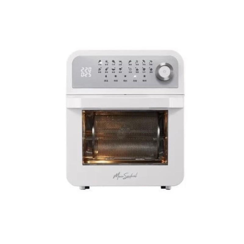 現貨免運 米其林主廚 阿科斯Arcos 極美純白多功能氣炸烤箱
