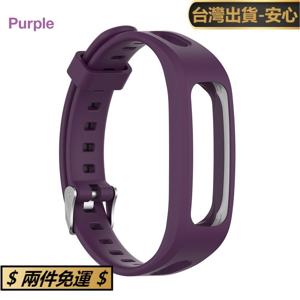 麋鹿社🚀Huawei Band 3e Huawei Honor Band 4跑步版的tamy替換矽膠錶帶