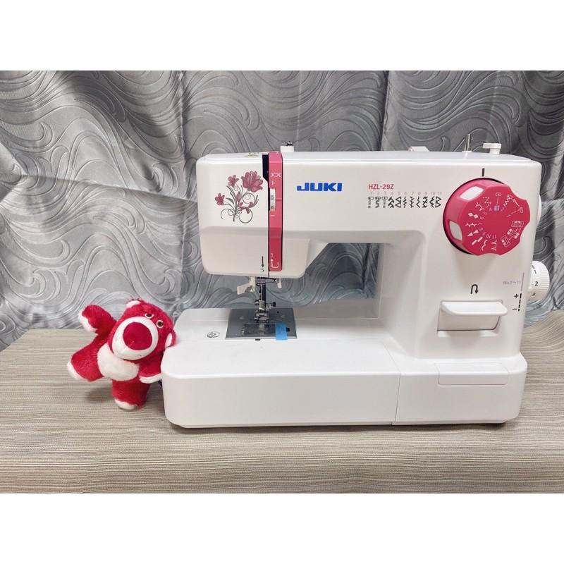 JUKI桌上型拼布縫紉機HZL-29Z (限量優惠)