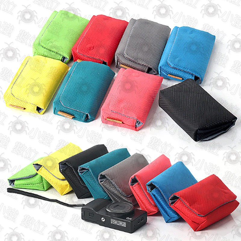 馬卡龍  防水相機包 保護套 適用於Panasonic LX100 LX10 KX7 LX5 LX3 ZS100