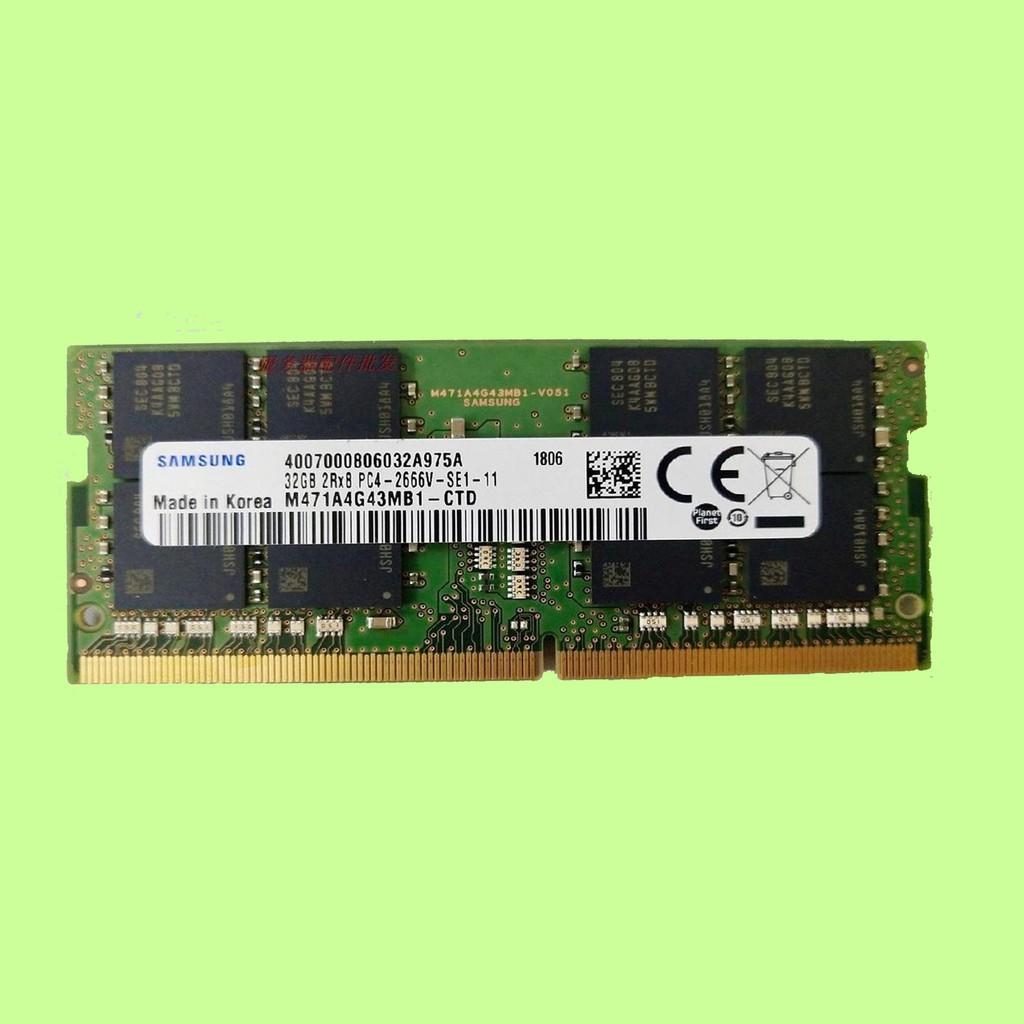 5Cgo【含稅】2018記憶體蘋果Macmini/32G軟件DDR4/2666筆記本Dell聯想586403893385