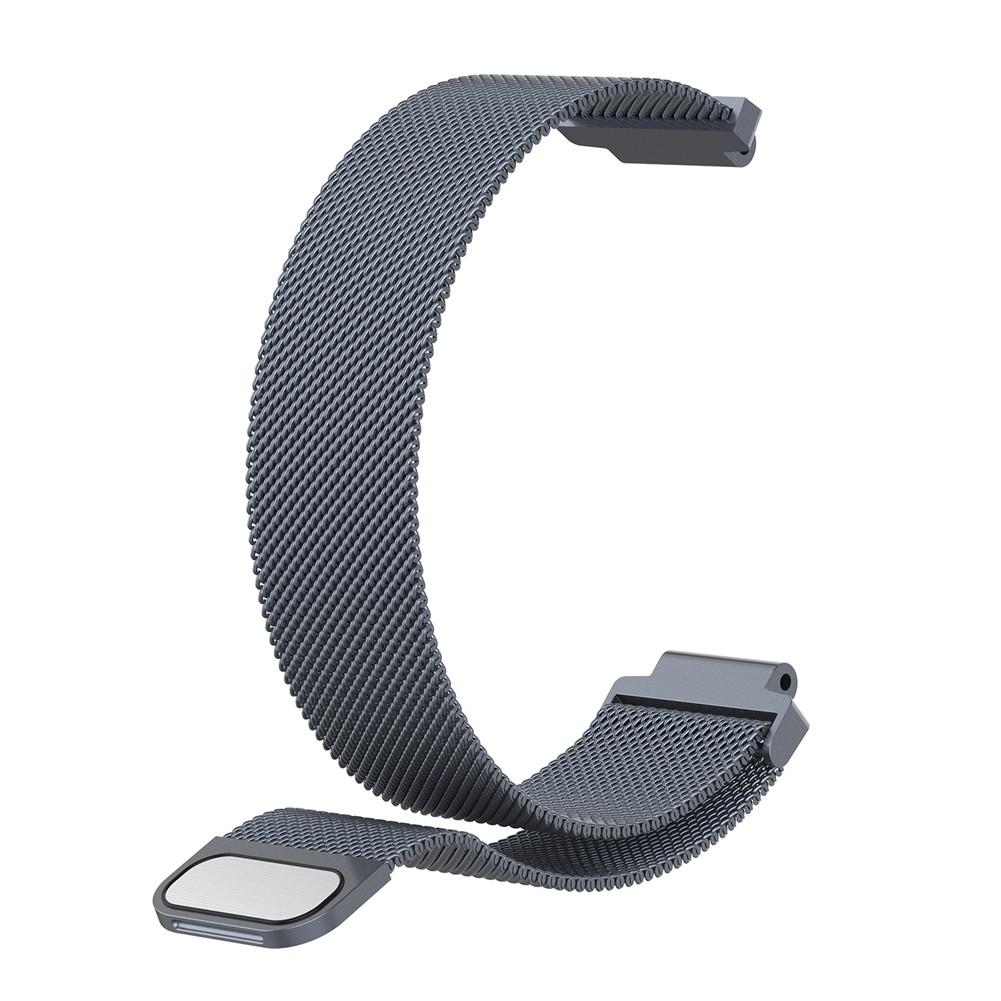 Garmin先行者方法S20 S5 / 6錶帶的PUR錶帶,用於Apple Watch Milanese帶螺絲刀