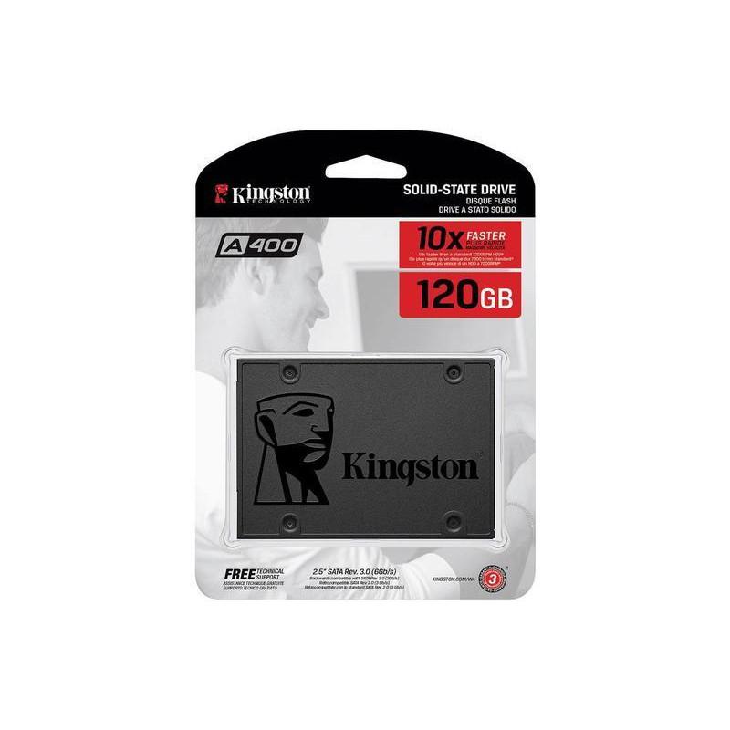 全新 金士頓 SA400 240G 240GB SSD 2.5吋 固態硬碟 三年保