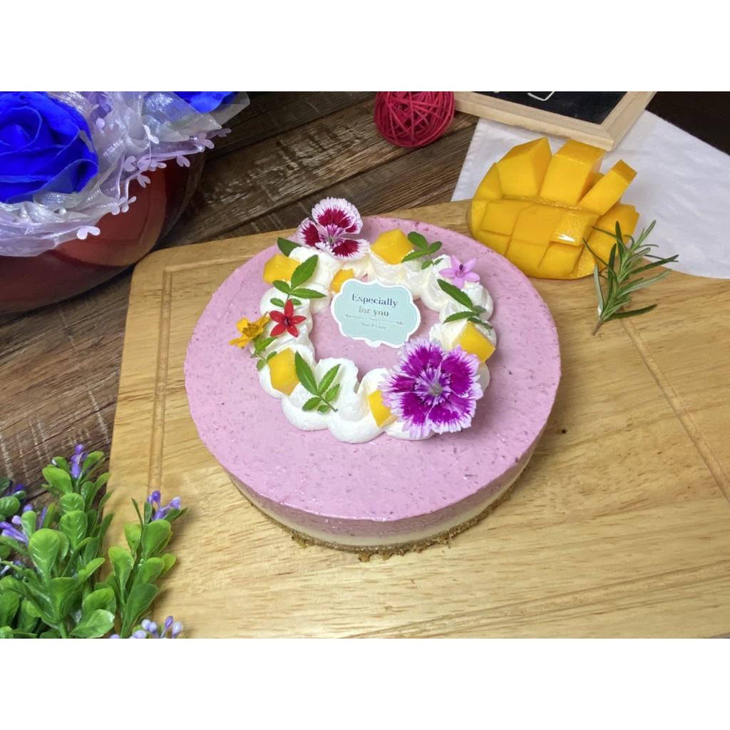 ''魅力'' 生乳酪 減糖80% 蛋糕 生日蛋糕 爍咖啡 甜點 洛神花 芒果 母親節限定款