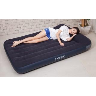 熱銷#intex 氣墊床雙人戶外帳篷午休床單人 加大加厚自動充氣床墊家用 新北市
