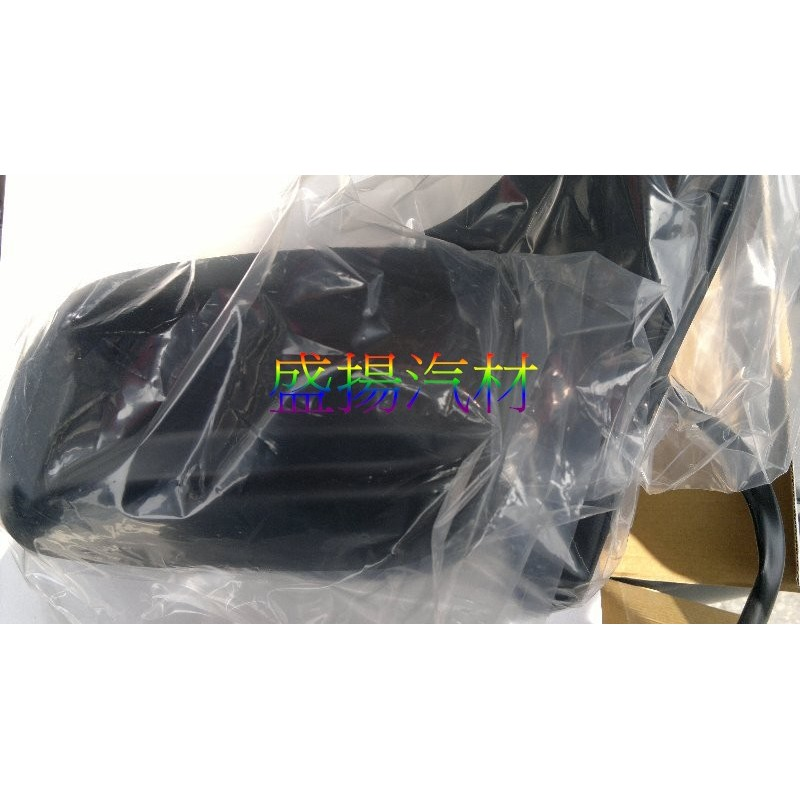 盛揚 福特 FORD TIERRA 323 99- 全新電折後視鏡 插頭5線 單價