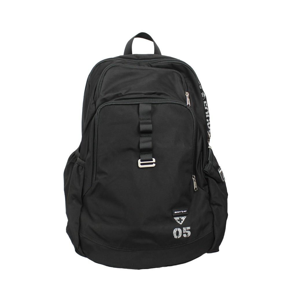 BODYSAC 黑色-機能後背包-25L【b9903】