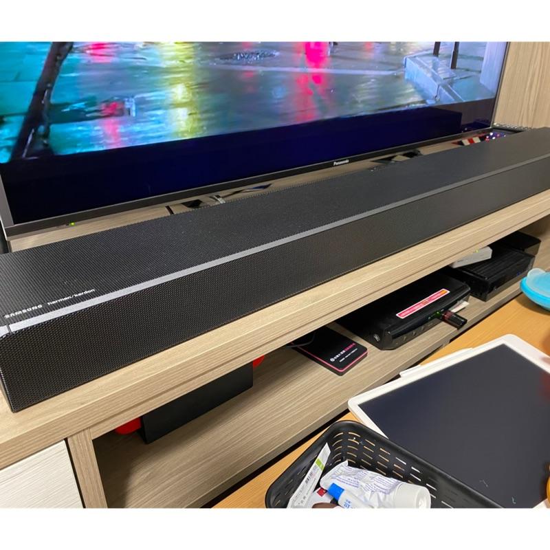 Samsung Harman/Kardon  HW-Q80R/ZW soundbar + swa-9000s後環