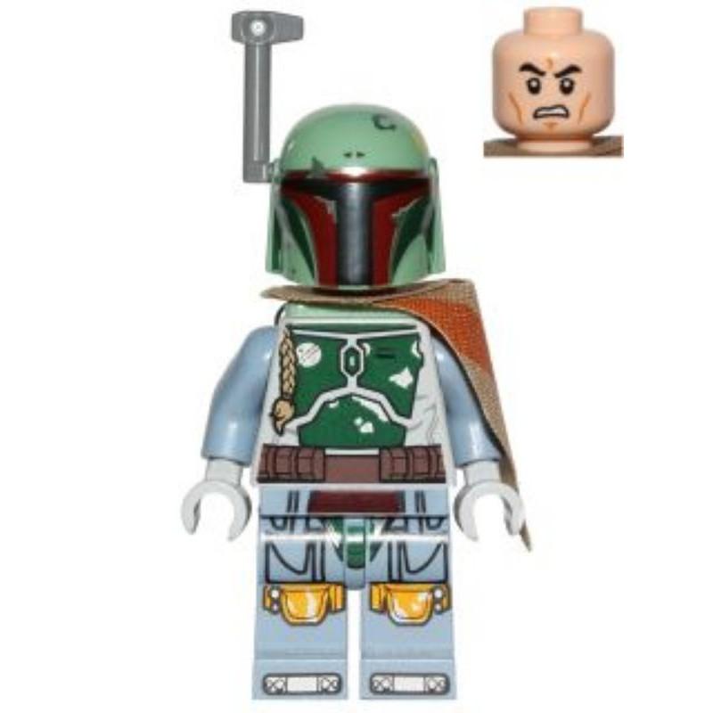 LEGO 全新 Boba Fett ( sw0711 )  75137 75243