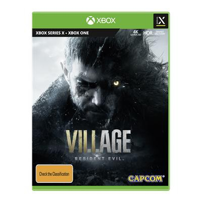 <譜蕾兒電玩>(預購) 2021-05-07 XBOX Series X|S  惡靈古堡 8 村莊 中文版
