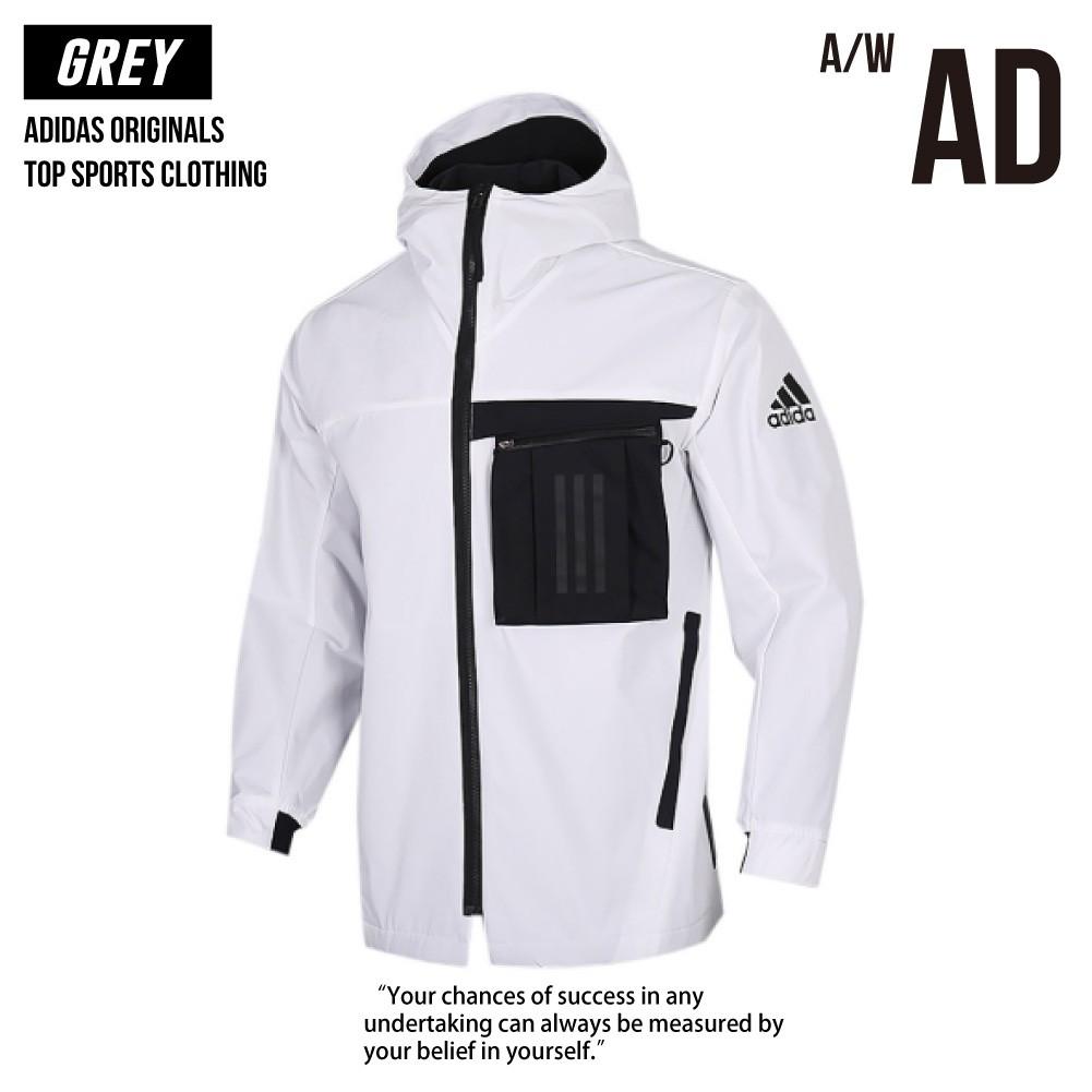 【G.S】ADIDAS O1 WB TRAVEL 外套 鋪棉 防風 防潑水 白色 彭于晏 FM9394 全新正品