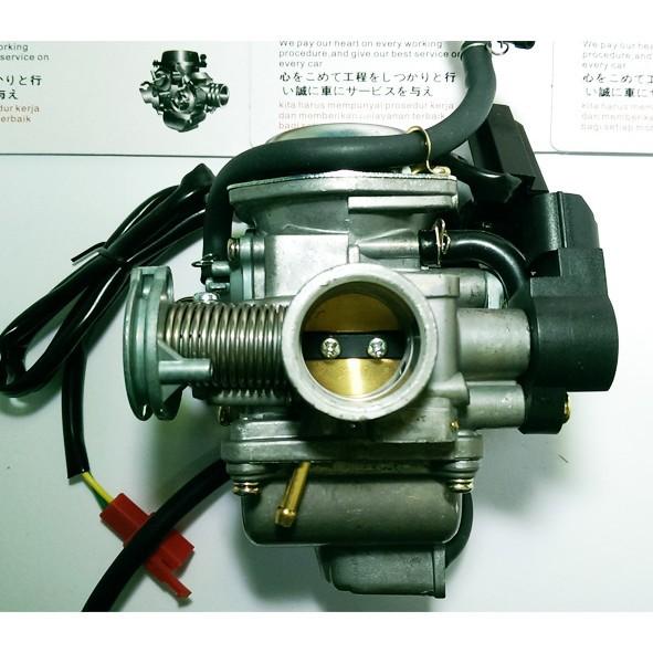 直銷價~ 免運費  適用 G4  G5 F1 雷霆125 頂客150 後拉式 tps 化油器