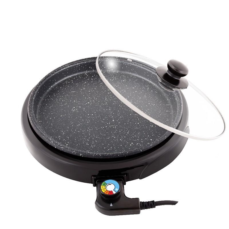 【LAPOLO】 低脂岩燒30CM圓烤盤