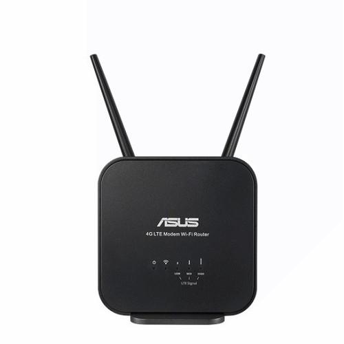 ASUS 華碩 4G-N12/B1 4G LTE Sim卡即插即用Router N300 網路設備 分享器 天線