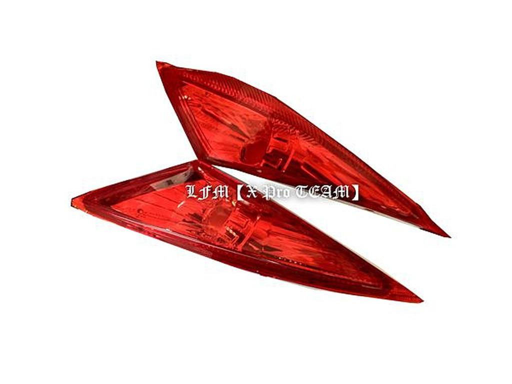 【LFM】G6E 超5 後方向燈殼組~有燻黑ˋ紅色ˋ歐規橘~適用:G6E 超5 超五
