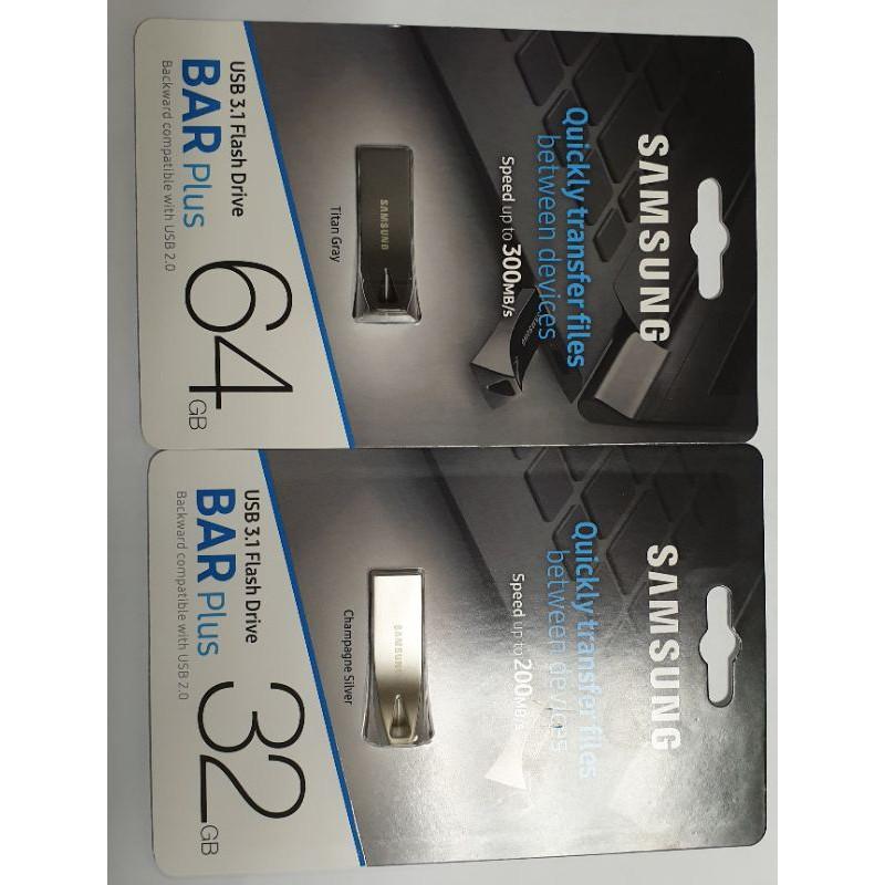 三星Samsung bar plus灰64G