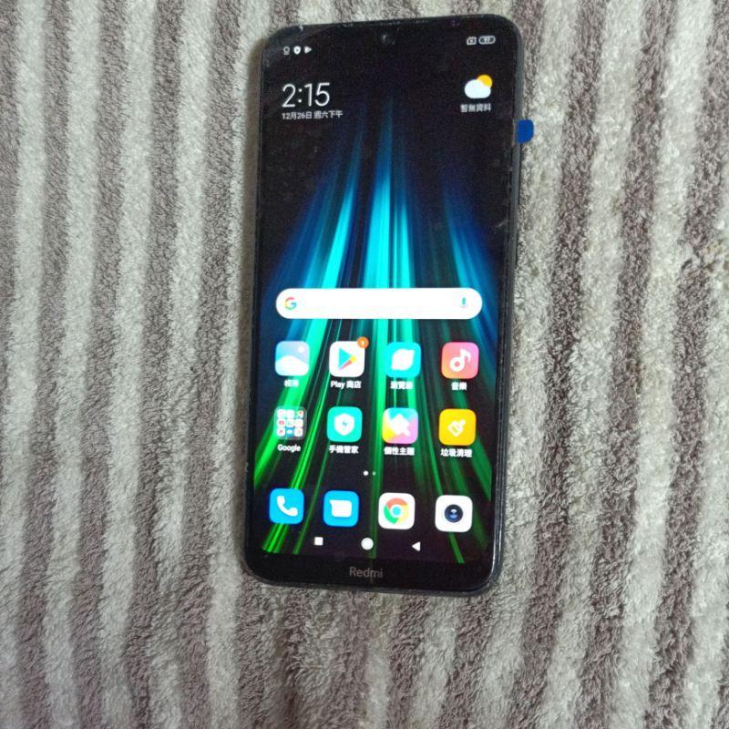 小米手機紅米Note 8(Redmi Note 8T )64G