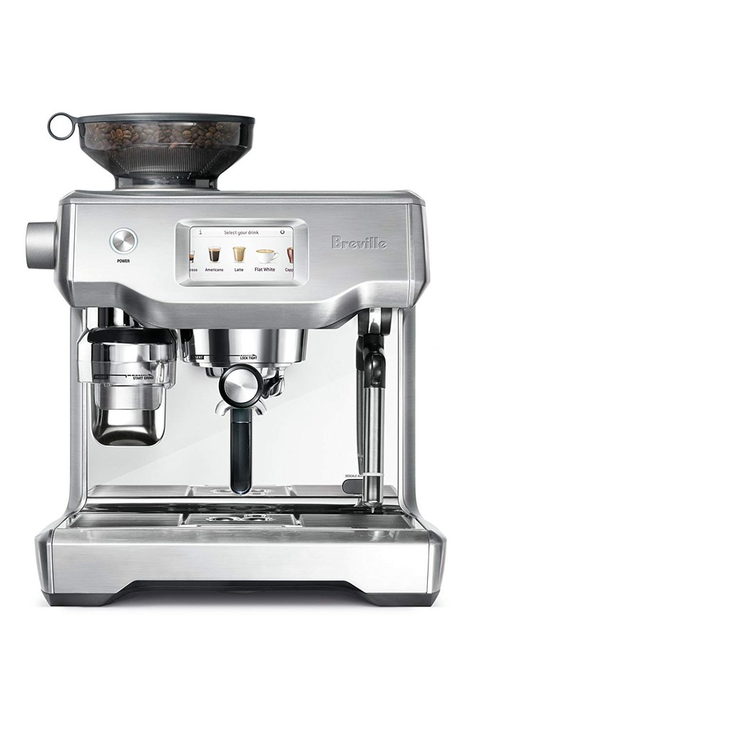 老美代購 刷卡 Breville BES990BSS1BUS XL Oracle Touch Espresso 咖啡機.