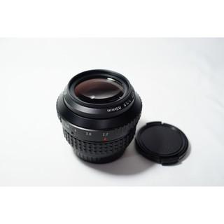 PENTAX SMC  85mm F2.2 SOFT 柔焦人像鏡 新北市