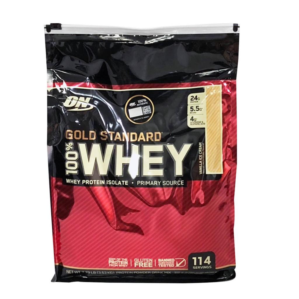 ON 美國歐恩 奧普特蒙 金牌級 乳清蛋白7.64磅 宙斯健身網