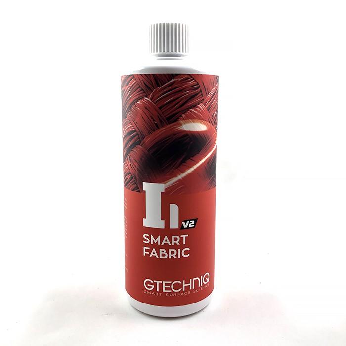 英國 GTechniq I1v2 Smart Fabric 250 ml (GT I1布料鍍膜) 好蠟