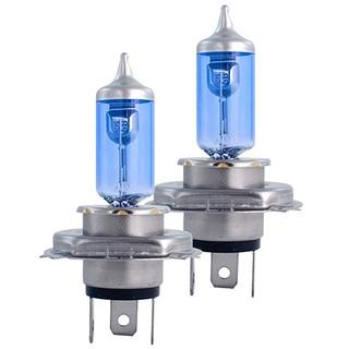 🚘車樂士🚘 H4 12V100/ 90W P43 T超白光石英鹵素燈泡 汽車前照燈