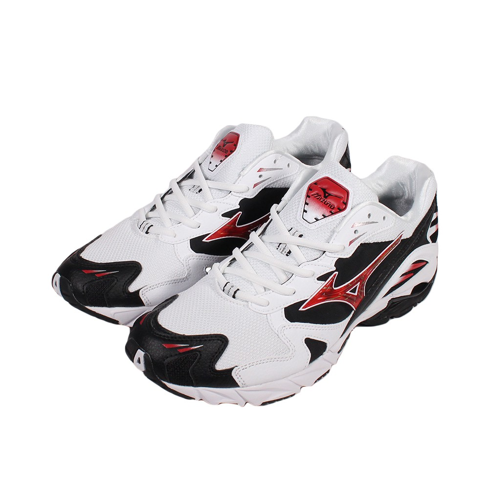 MIZUNO 男女 WAVE RIDER 10 慢跑鞋-D1GA210201