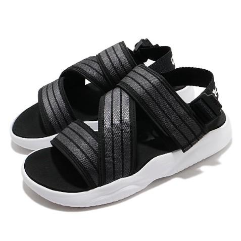 Adidas 涼鞋 愛迪達 黑 白 魔鬼氈 繃帶 米白 奶茶 EG7647 EG5133