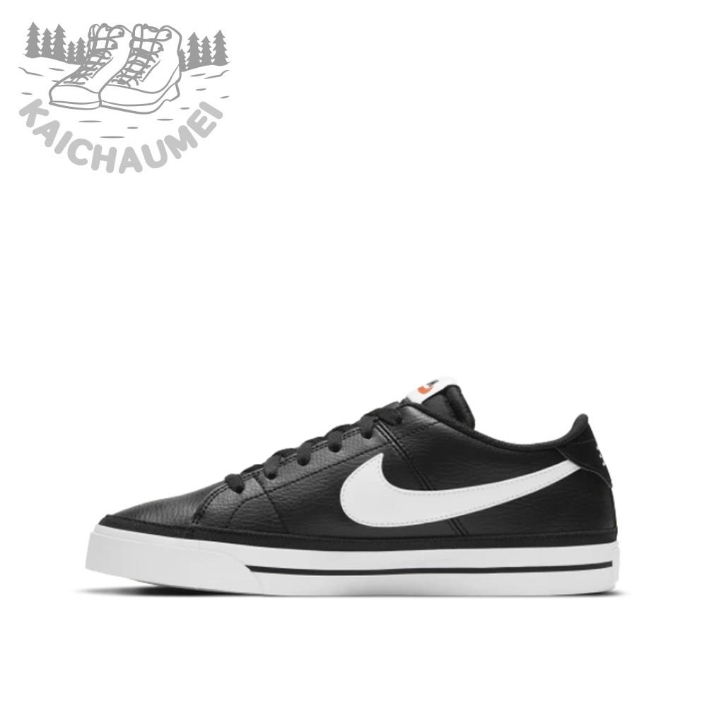 凱喬美|NIKE COURT LEGACY 黑 白 經典 網球鞋 復古 運動 時尚 CU4150-002 公司貨 皮紋