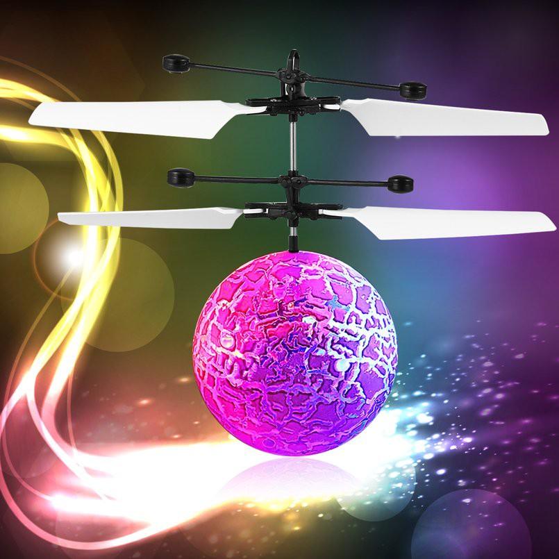 [New B & T} 閃爍的水晶球流線型機身工作設計手懸架直升機