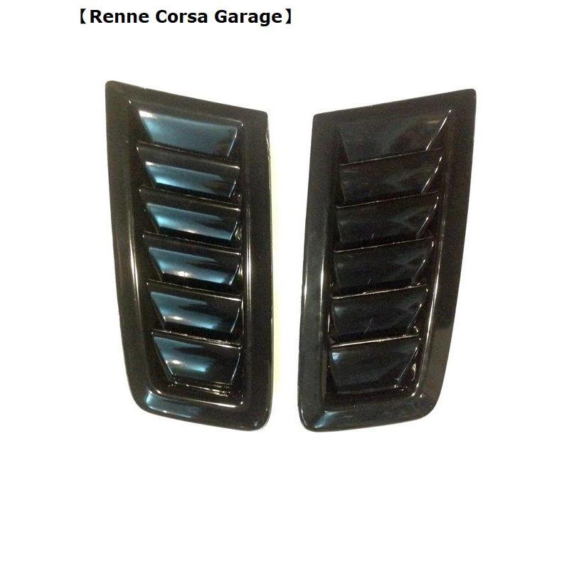 【Renne Corsa Garage】Focus RS型 引擎蓋散熱孔 全車系適用 現貨供應中~