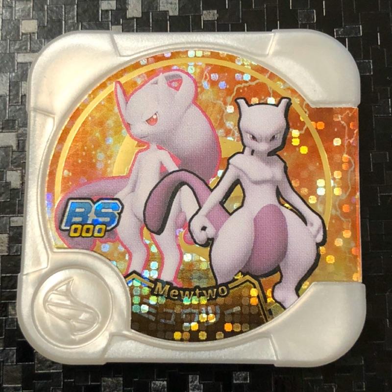 「絕版」寶可夢 tretta 特別01彈 卡匣A 究極等級 金卡 超夢Y 金超