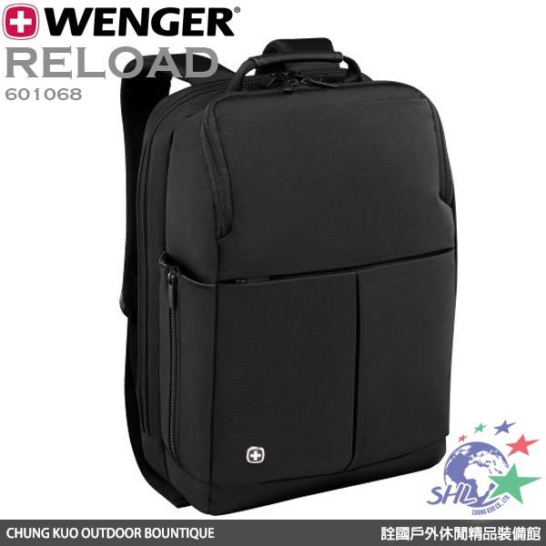 WENGER 14吋電腦後背包 RELOAD | 601068 【詮國】