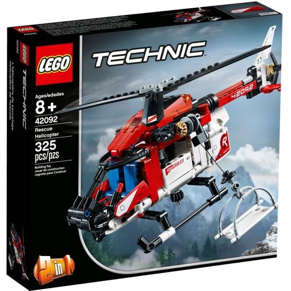 小金獅 LEGO 樂高 42092 Rescue Helicopter