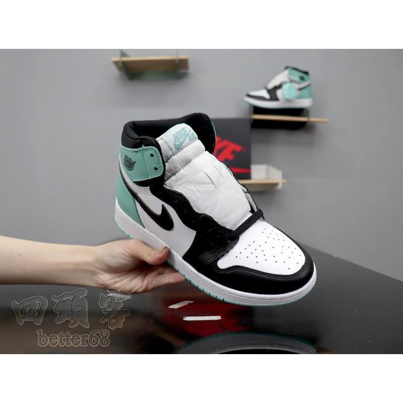 separation shoes 290d9 51536 Nike Air Jordan 1 Retro Hi Igloo AJ1 薄荷綠 黑腳趾 8861428-100