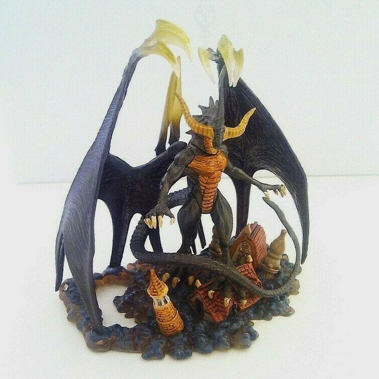 太空戰士 最終幻想 final fantasy creatures kai 改 FF 招喚獸 召喚獸 盒玩 巴哈姆特